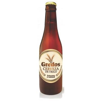 Cerveza artesanal de trigo gredos
