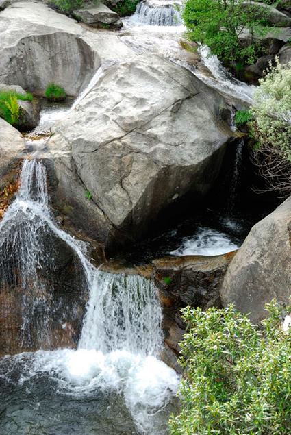 Cascada de Gredos