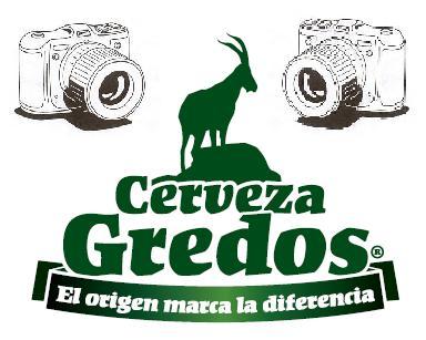 LOGO CERVEZA GREDOS camara de fotos