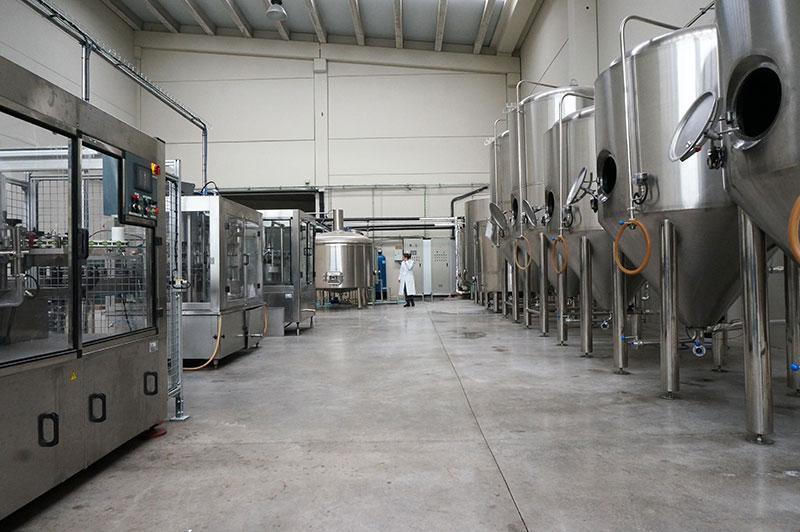 instalaciones cerveza gredos