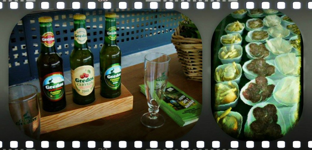 El Maridaje cerveza artesanal sierra de gredos cerveza gredos